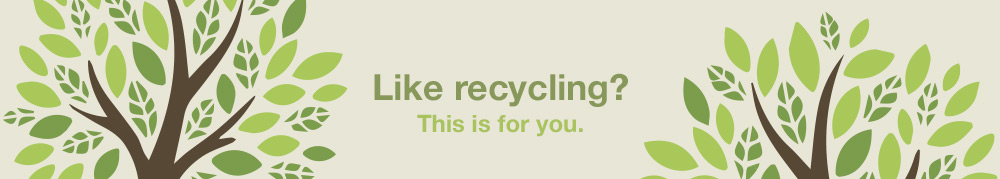 Recycling with Yuppiechef